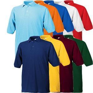 Рубашка поло классик мужская в ассортименте