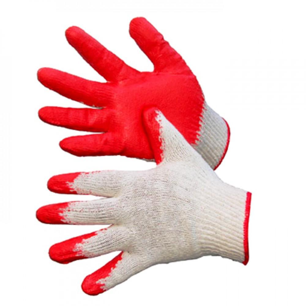 Перчатки облитые (с одинарным латексным покрытием)
