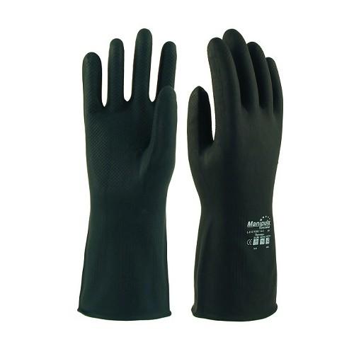 Перчатки Манипула КЩС-1 Премиум