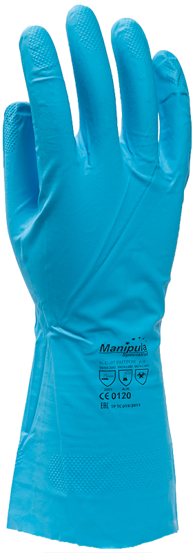 Перчатки Манипула Нитрон