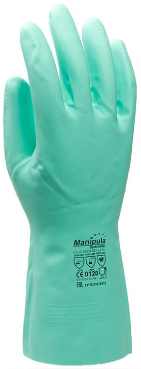 Перчатки Манипула Контакт