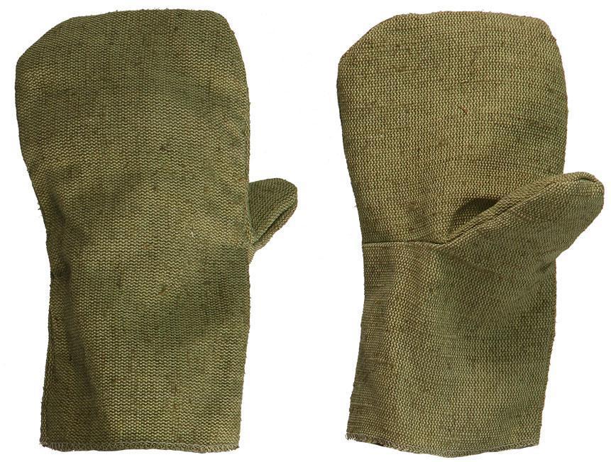 Рукавицы брезентовые ОП1 (550 гр/м2)