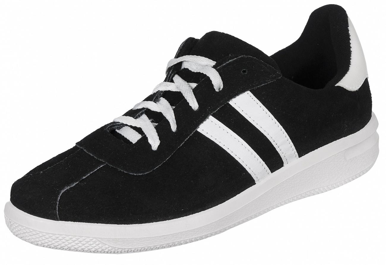 Кроссовки, черный/белый