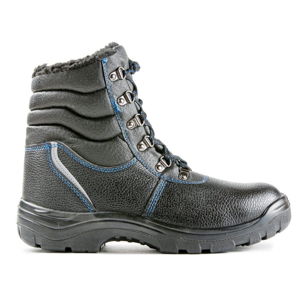 Ботинки высокие (иск.мех) МП ПУ ЭлитСпецОбувь