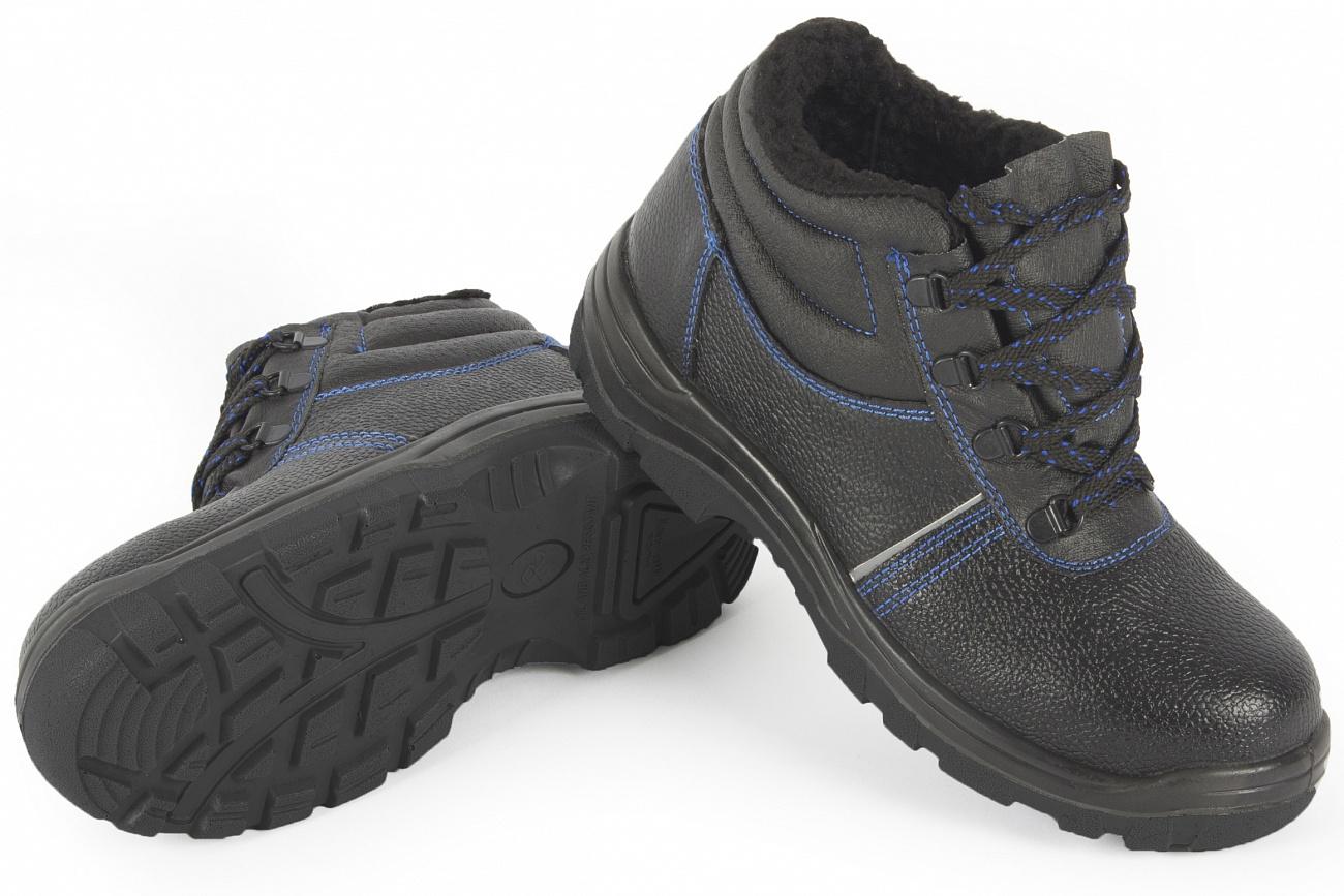 Ботинки (иск.мех) МП ПУ ЭлитСпецОбувь